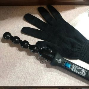 NuMe Pearl Curling Wand